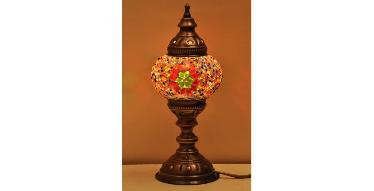 Masaüstü Mozaik Lamba 10 cm eni 30 cm boyu 300 gr ağırlık