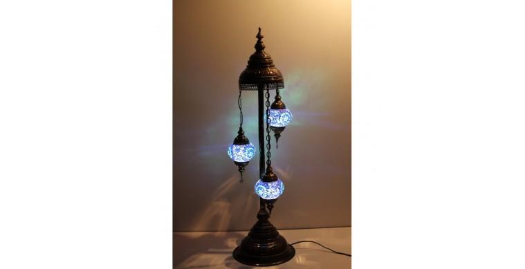 Lambader Mozaik Lamba 3 lü set 13 cm eni 80 cm boyu 3250 gr ağırlık